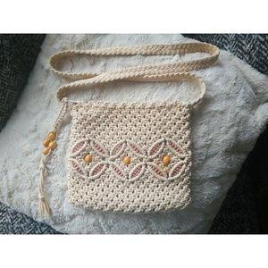 2/15$ 🌼 Small crochet bag